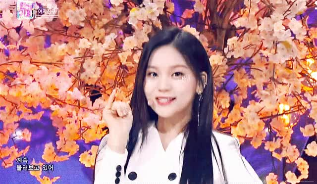 Watch and share TFTMN STAGE 180520 UMJI 01 GIFs on Gfycat