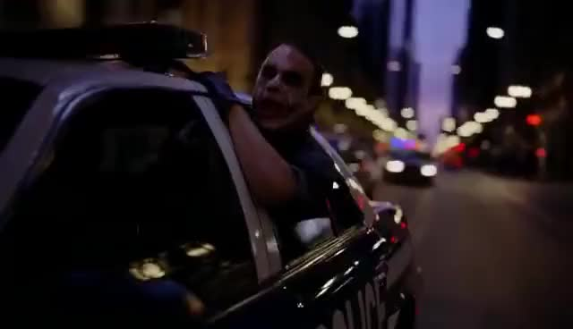 Watch and share The Dark Knight GIFs and Police Officer GIFs on Gfycat