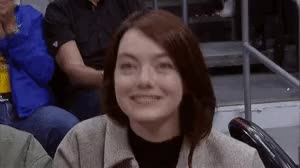Watch and share Emma Stone GIFs and Waving GIFs by yomikeehey on Gfycat