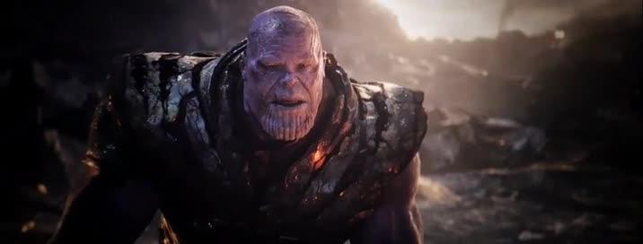 Thanos GIFs