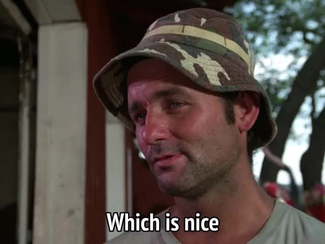 Watch and share Bill Murray GIFs and Caddyshack GIFs by MikeyMo on Gfycat