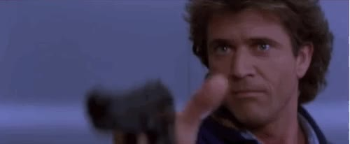 Watch and share Lethal Weapon GIFs on Gfycat