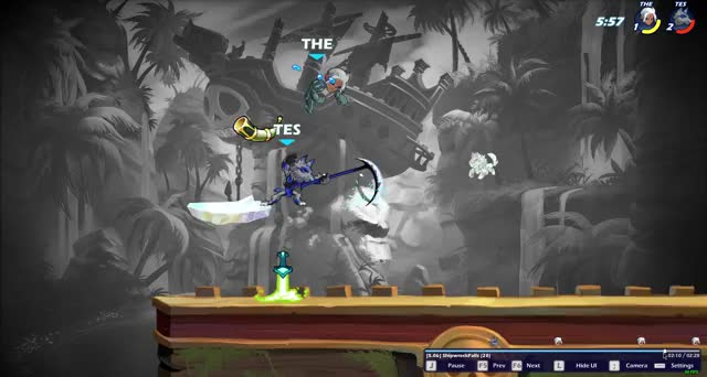Watch and share Brawlhalla 2021-04-27 12-28-21 GIFs by tessitura on Gfycat