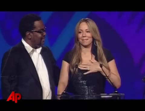 Watch Mariah's Bizarre Acceptance Speech GIF on Gfycat. Discover more related GIFs on Gfycat