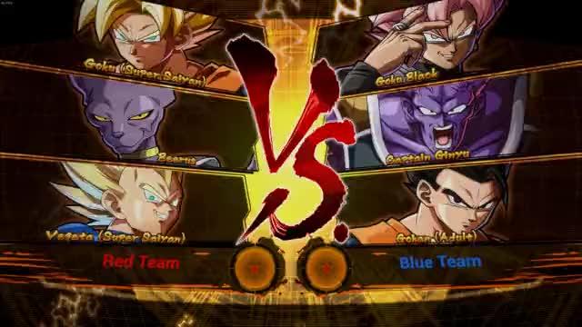 Watch and share Goku Vanish Combo GIFs on Gfycat