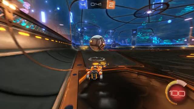 Watch Goal 7: Binagin GIF by Gif Your Game (@gifyourgame) on Gfycat. Discover more Binagin, Gif Your Game, GifYourGame, Goal, Rocket League, RocketLeague GIFs on Gfycat
