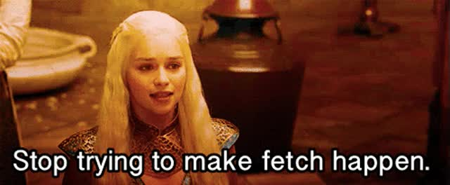 Watch Fetch GIF on Gfycat. Discover more emilia clarke GIFs on Gfycat