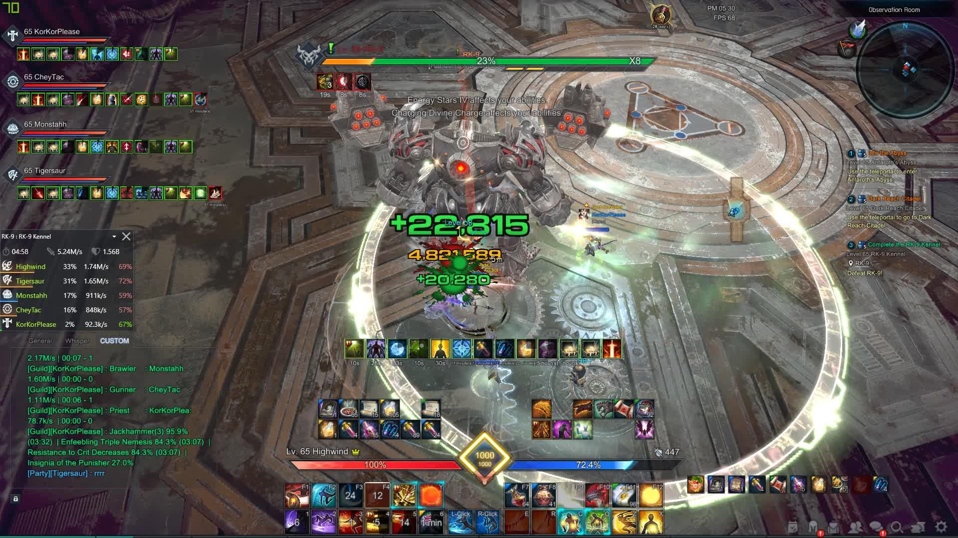 World of Warcraft, tera, Tera 2018.11.25 - 17.25.21.02 GIFs