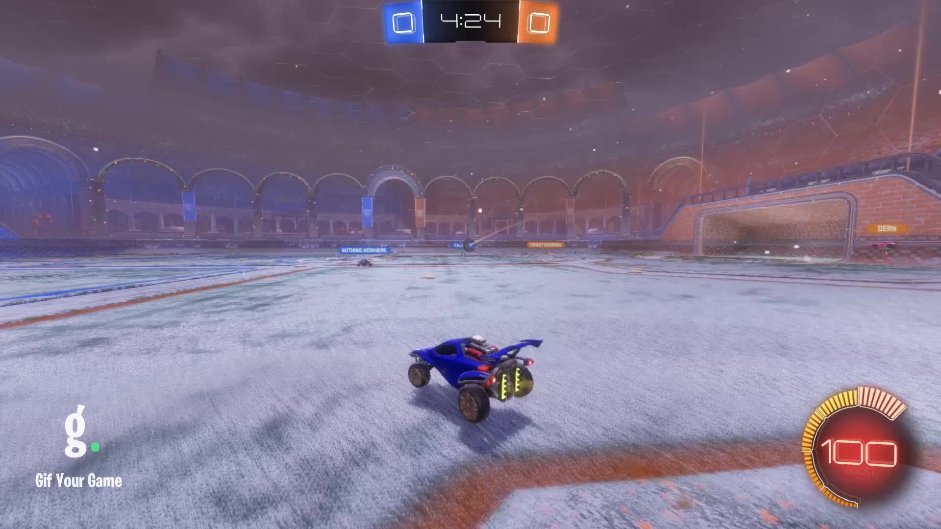 BLIZERWIZER, Gif Your Game, GifYourGame, Goal, Rocket League, RocketLeague, ⏱️ Goal 1: BLIZERWIZER GIFs