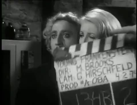 Watch and share Young Frankenstein GIFs on Gfycat