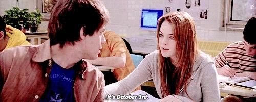 festivus, holidays, october 3rd, pop culture, treat yo self, Two guys one girl GIFs