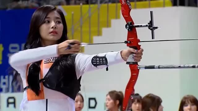 Watch this archery GIF by Silas Soule (@asdf__) on Gfycat. Discover more archery, bow and arrow, hair flip GIFs on Gfycat