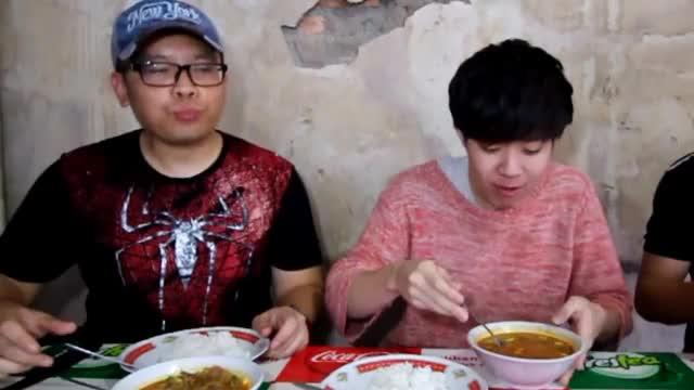 Watch SOTO TERENAK Bikin Orang Jepang Nangis Makan Soto Tangkar Legendaris | ft. Genki Comedian GIF on Gfycat. Discover more related GIFs on Gfycat