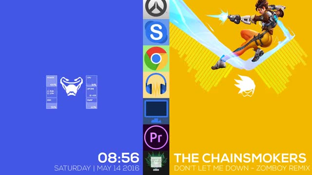 Watch and share Overwatch GIFs and Rainmeter GIFs on Gfycat