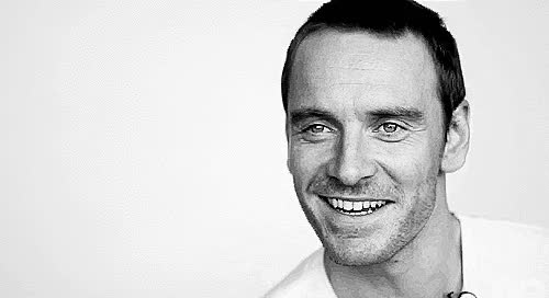 Watch and share Fassbender GIFs on Gfycat