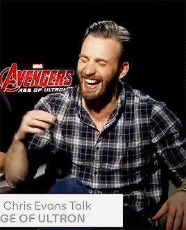 Watch and share El Amor De Mi Vida GIFs and Chris Evans GIFs on Gfycat