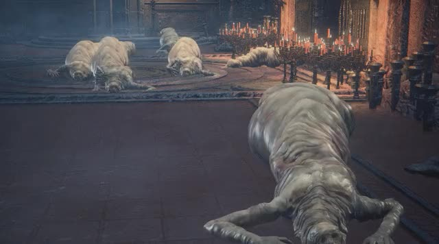 How Dark Souls 3 builds up its most villainous slime lord