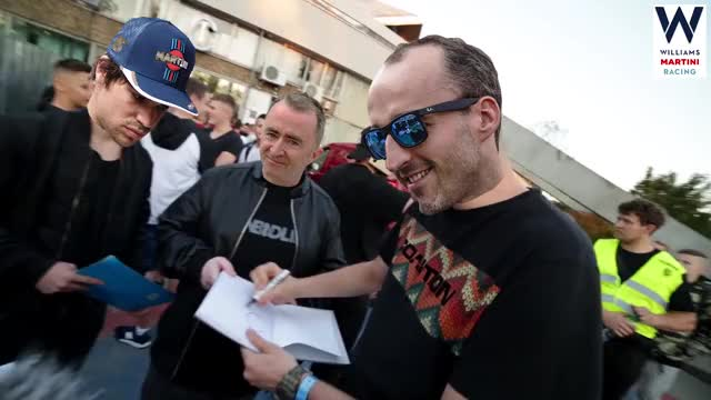 Watch this trending GIF by @gandalf on Gfycat. Discover more F1, Kubica, Williams, contract, powrut, wruci GIFs on Gfycat