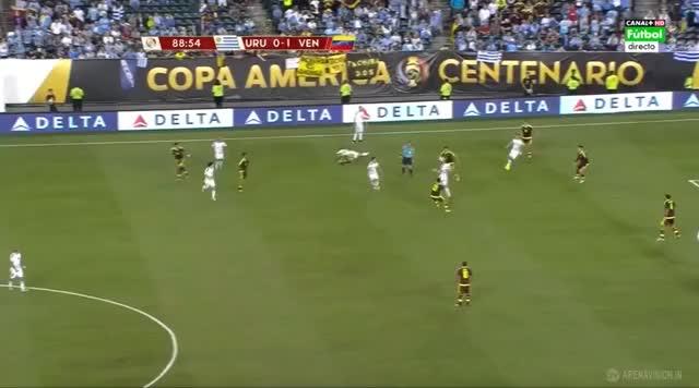 Watch and share Edinson Cavani GIFs and Football GIFs by Negergoose on Gfycat