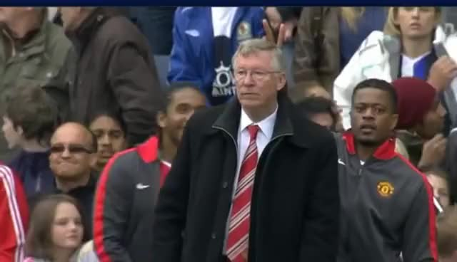 Watch and share Alex Ferguson GIFs and Evra GIFs on Gfycat
