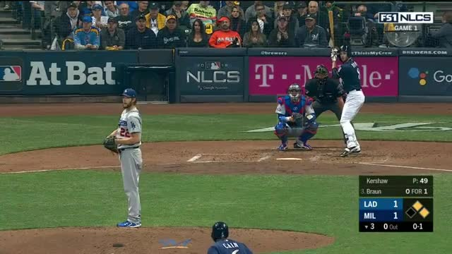 Los Angeles Dodgers, baseball, Braun Yell GIFs