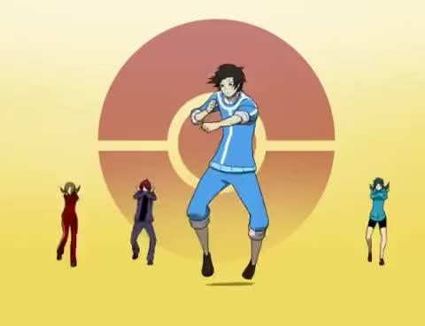 Watch and share Dance Pokemon GIFs on Gfycat