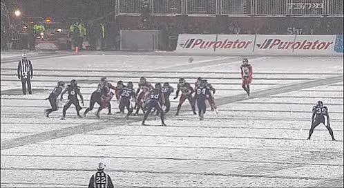 Watch 20171126 - GC - CGY 24 vs TOR 27 - TD Place - 6 Rob Maver - Kick Out High Snap GIF by archley on Gfycat. Discover more 105th, 2017, Argonauts, CFL, Calgary, Football, Grey Cup, Rob Maver, Stampeders, TD Place, Toronto GIFs on Gfycat