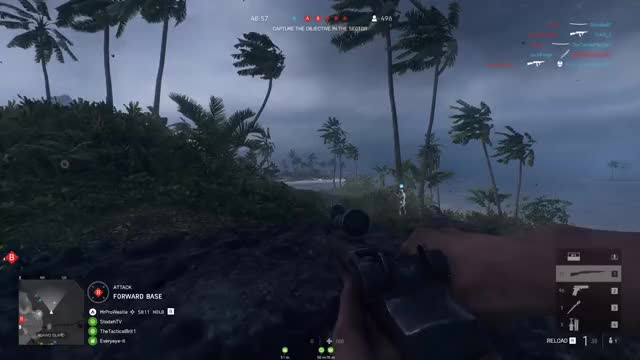Watch and share Westie Battlefield GIFs and Bf5 Pacific GIFs on Gfycat