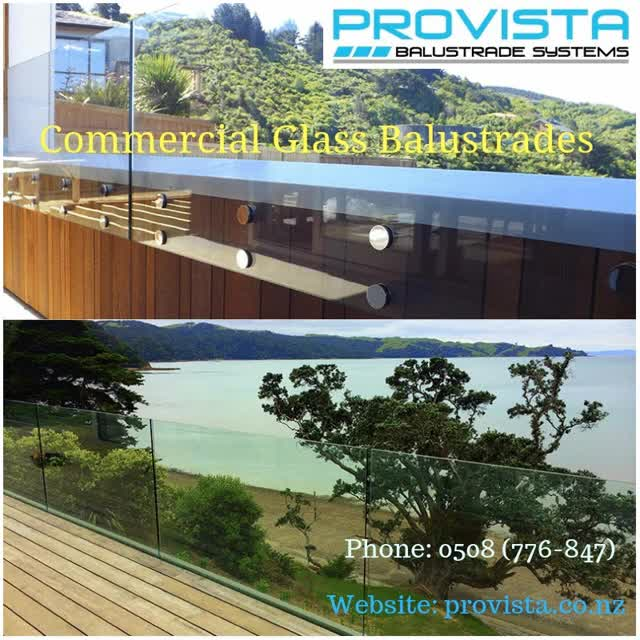 Watch and share Commercial Glass Balustrades GIFs by Provista on Gfycat