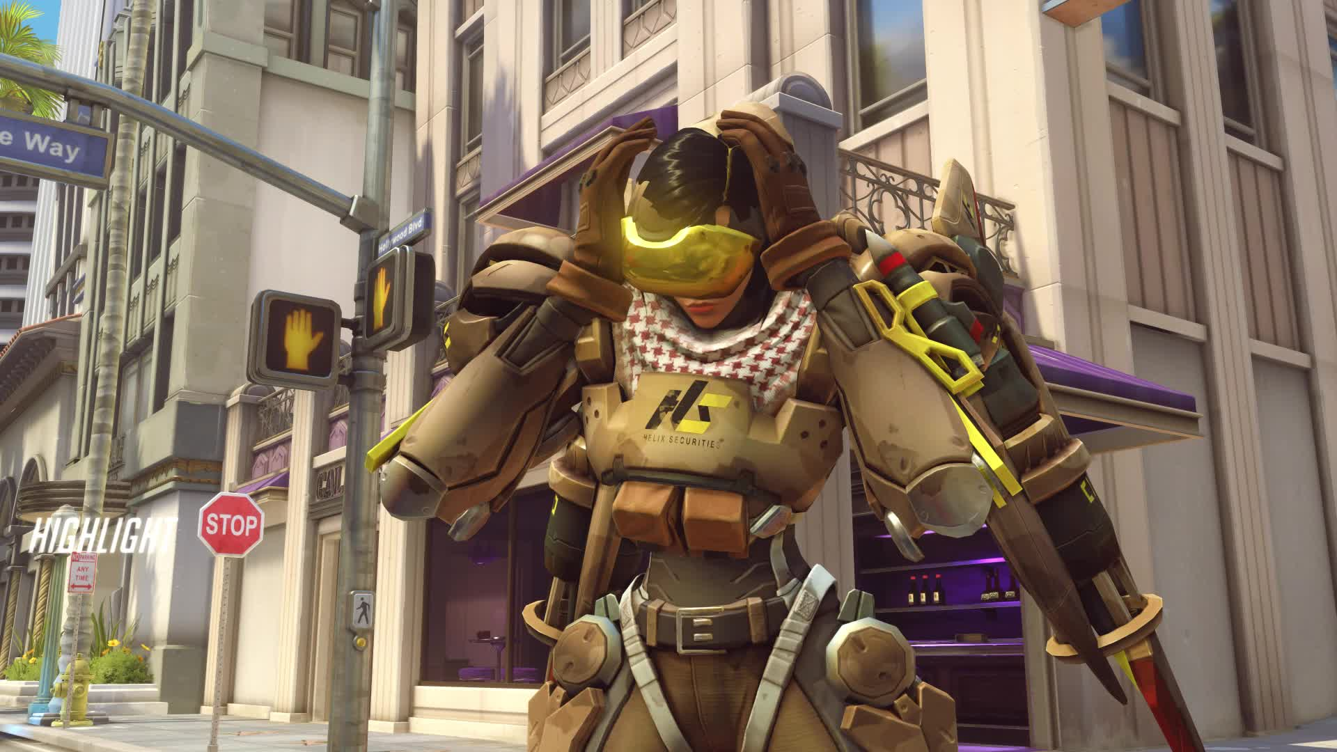 overwatch, pharah, the way i track and snap people in this game is so weird why am i like this GIFs