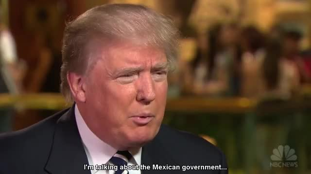 Watch and share Donald Trump GIFs and Mexicans GIFs on Gfycat