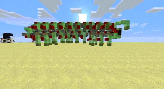 Watch The Millipede v1.0 GIF on Gfycat. Discover more minecraft GIFs on Gfycat