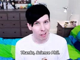 Watch and share Science Phil GIFs and Amazingphil GIFs on Gfycat
