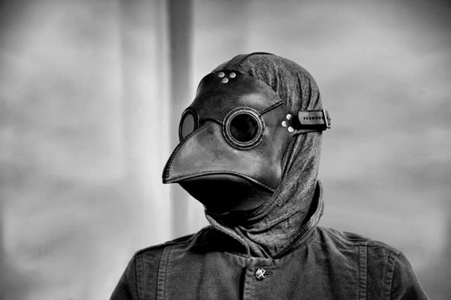 Watch and share Plague Doctor GIFs on Gfycat