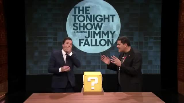 Nintendo Switch @ The Tonight Show with Jimmy Fallon