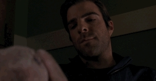 Matt/Sylar interactions in season 4 were priceless, felt sorry for both of them, greg grunberg, heroes, heroes nbc, matt parkman, nbc heroes, primatech, sylar, sylar's workshop, zachary quinto, Sylar's Workshop GIFs