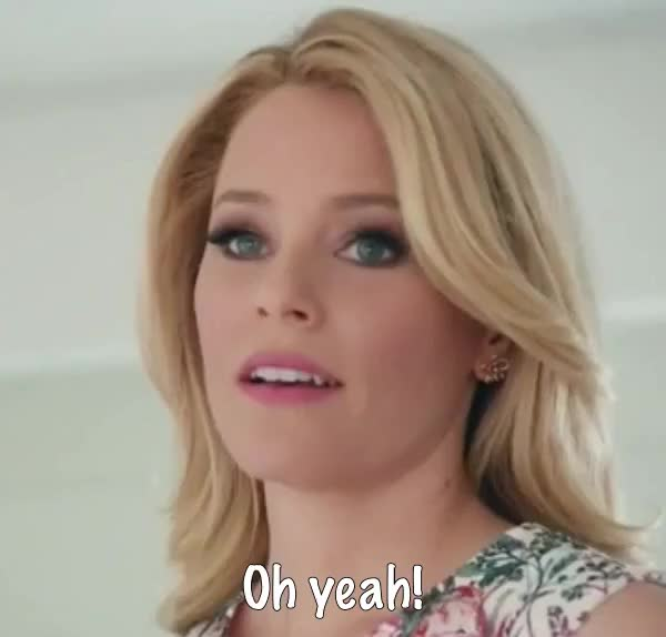 Watch and share Elizabeth Banks GIFs and Oh Yeah GIFs by Richard Rabbat on Gfycat