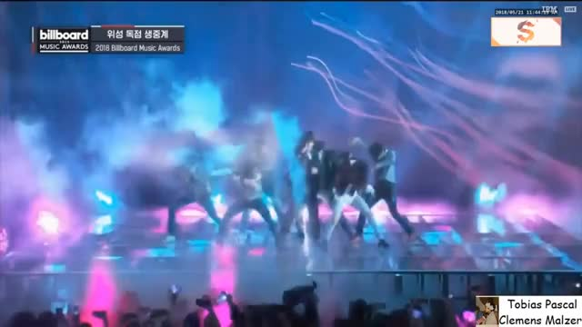 Watch BTS performs Fake Love @BBMAs 2018 GIF on Gfycat. Discover more 2018, Army, Stage, bbmas, kpop, performance GIFs on Gfycat