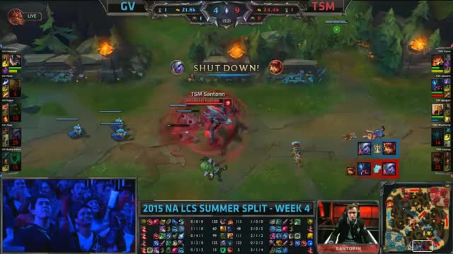 Watch and share Bjergsen Vs Keane GIFs and League Of Legends GIFs by magnet on Gfycat