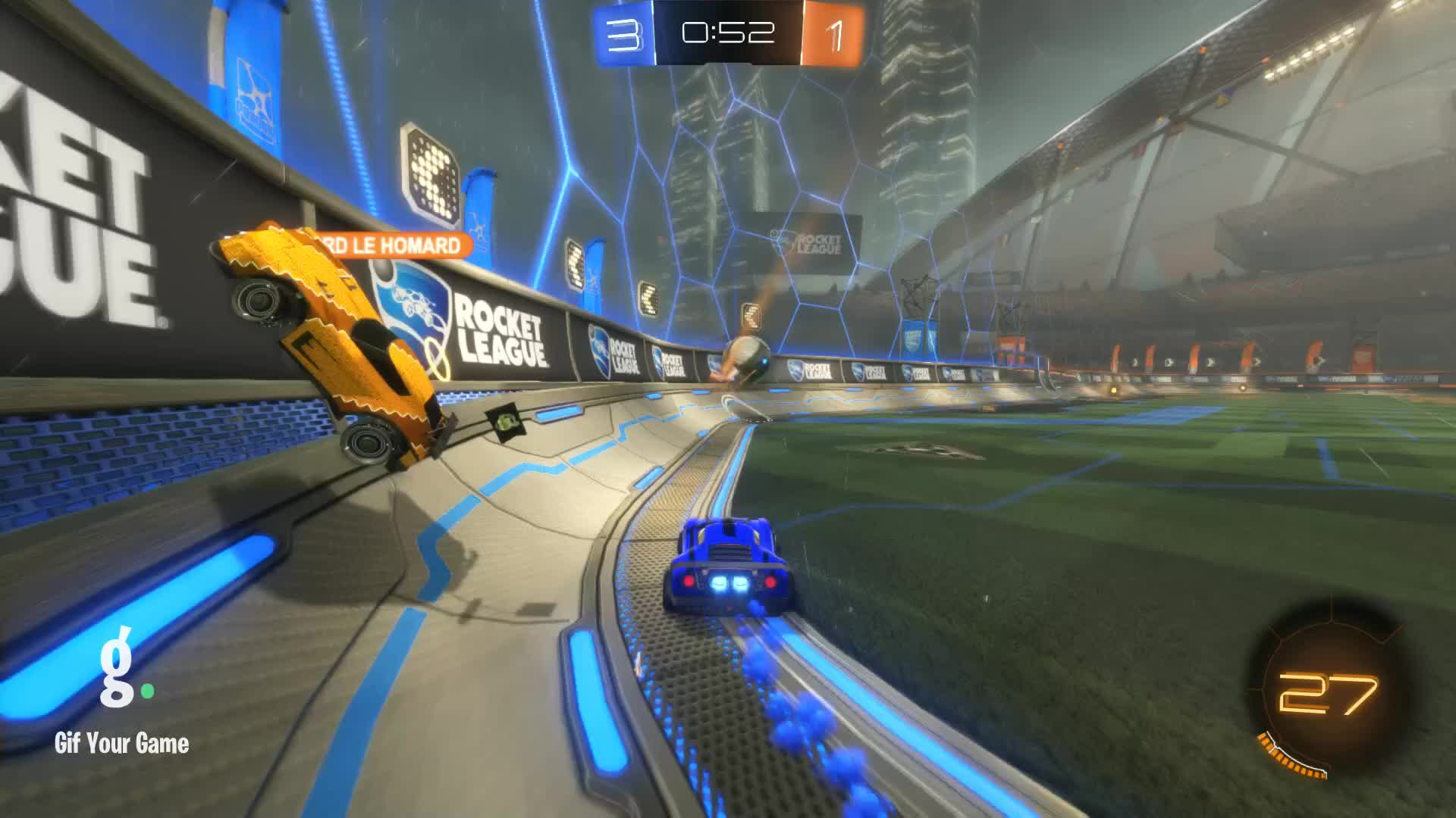 Gif Your Game, GifYourGame, Goal, Ranso, Rocket League, RocketLeague, Goal 5: Ranso GIFs
