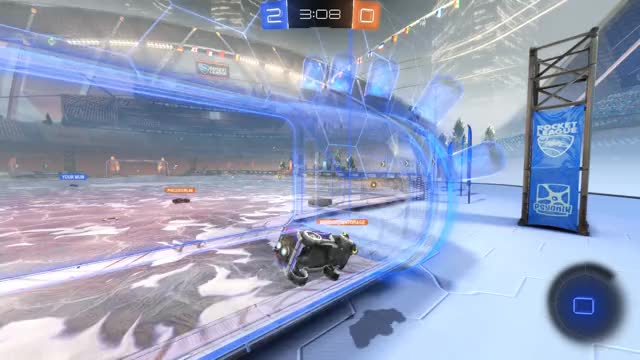 Watch and share Rocket League GIFs and Snow Day GIFs by dankeykyle on Gfycat