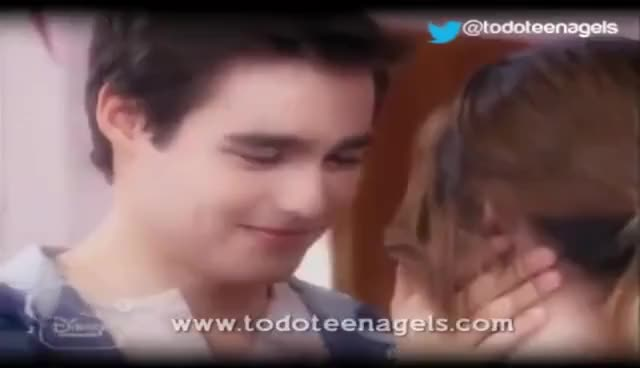 Watch violetta y leon part4 GIF on Gfycat. Discover more related GIFs on Gfycat