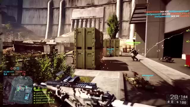 Watch and share Battlefield GIFs and 60fpsgfy GIFs by land-stander on Gfycat