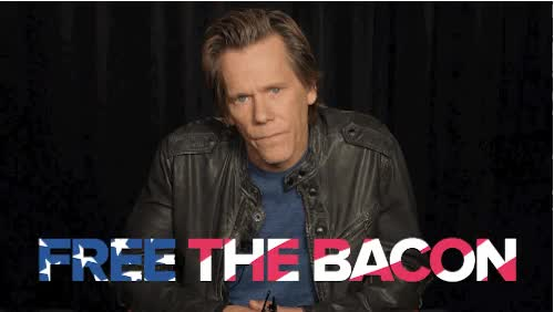 Watch and share Kevin Bacon GIFs on Gfycat