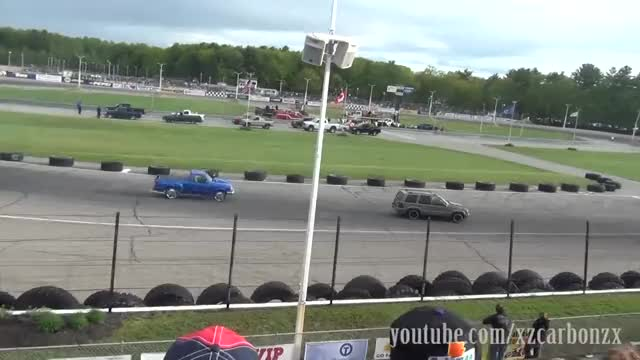 Watch and share Ford Ranger Crash GIFs and Spectator Drags GIFs on Gfycat