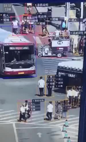 Watch and share This CCTV Pulling Info On Chinese Civilians On The Fly GIFs on Gfycat