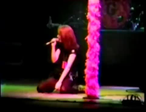 Watch and share Shirley Manson - Live In Washington D.C. 1995 GIFs on Gfycat
