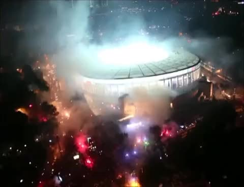 Watch Vodafone Arena GIF on Gfycat. Discover more related GIFs on Gfycat