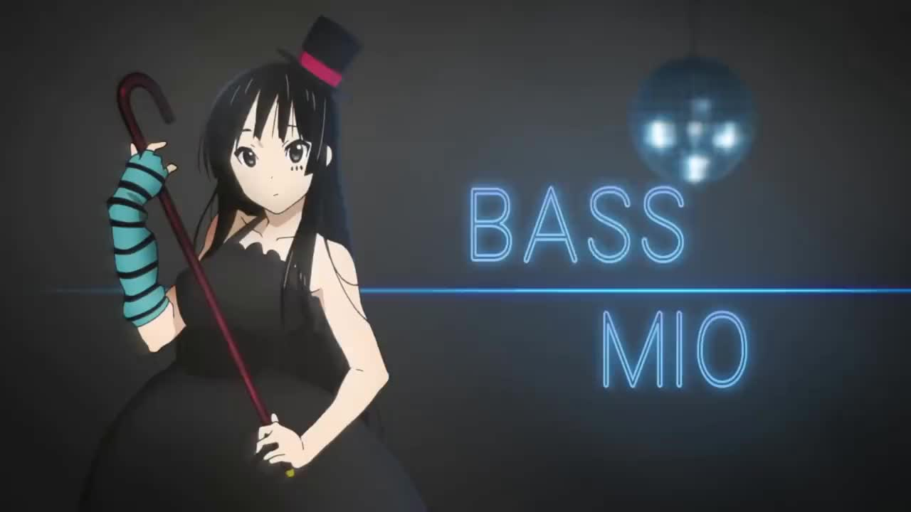 animation, editing, widescreen, Ending K-ON! 1080p creditless GIFs