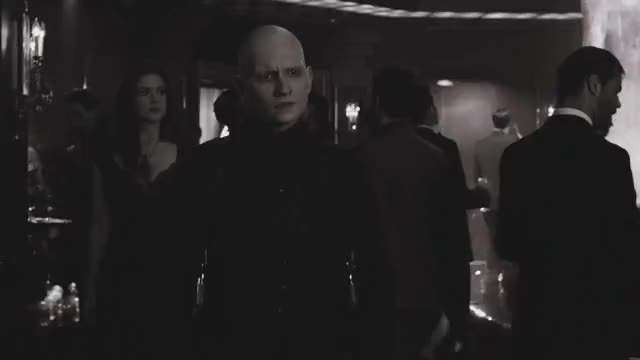 Watch and share Victor Zsasz | Fairly Local | Gotham GIFs on Gfycat